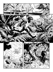 """Trovões no Rio Negro"" page 02"
