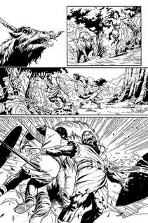 """""""Pellucidar: Wings of Death"""" #01, page 14"""