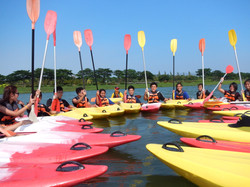One Star Kayaking Course