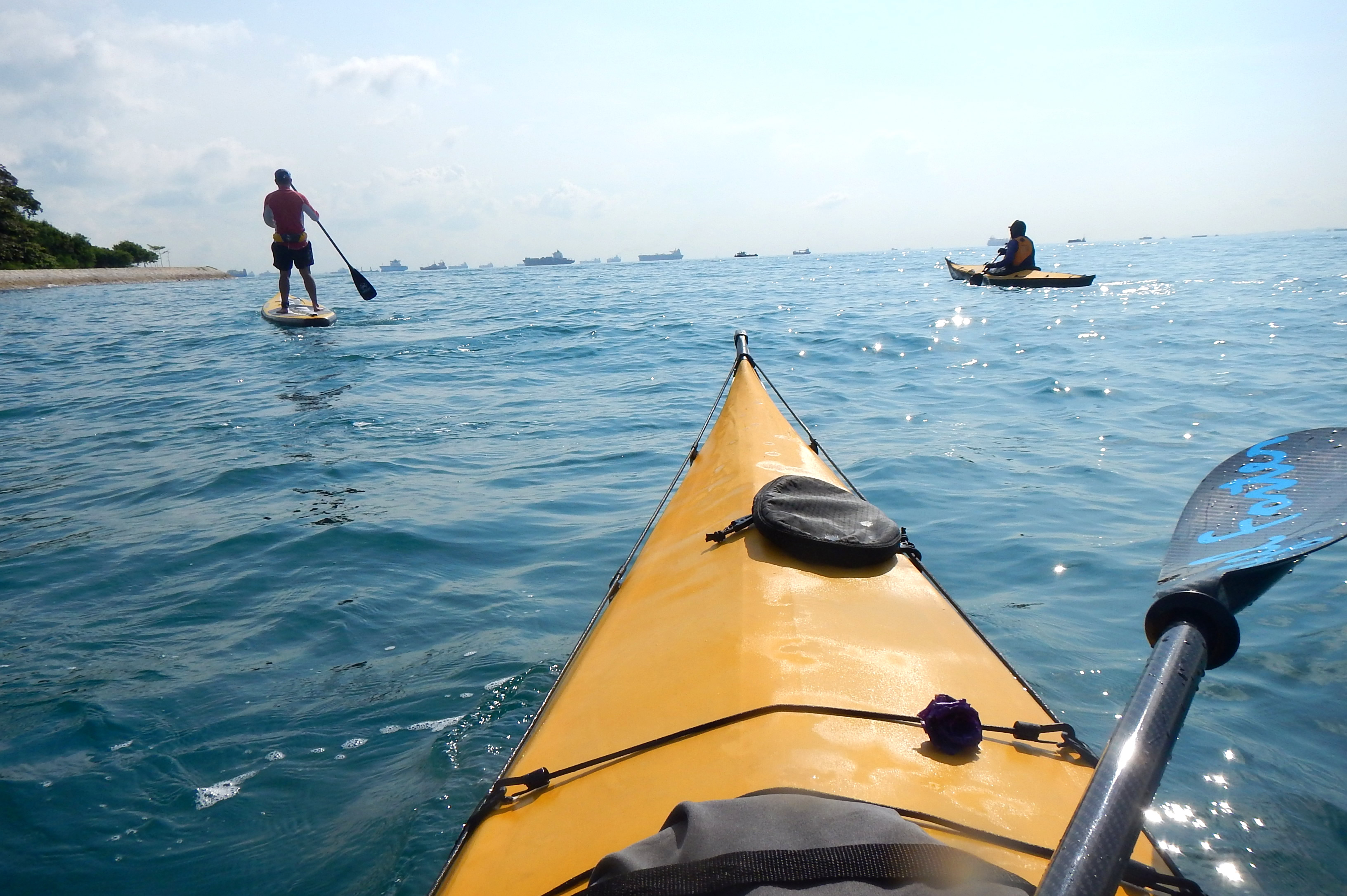 Southern Islands Kayaking