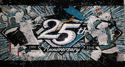 Sharks Twenty-Fifth Anniversary
