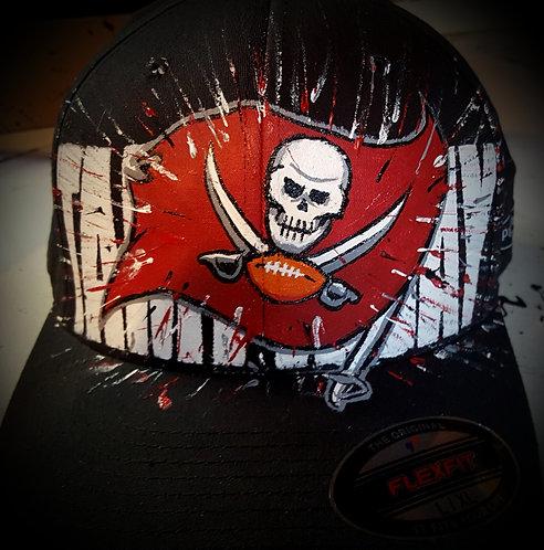 Custom Hand-Painted Hats