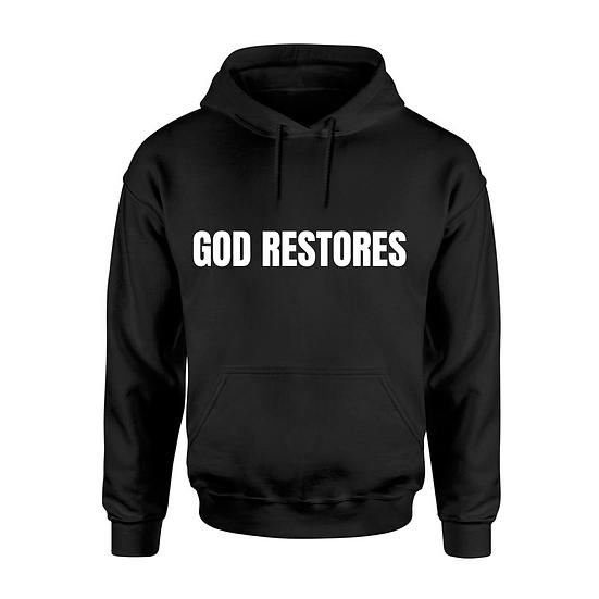 God Restores Hoodie