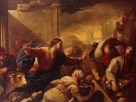 Third Sunday of Lent - Year B