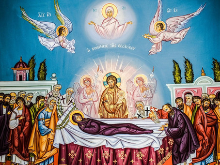The Assumption of Our Lady - Year B