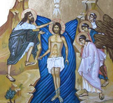 Solemnity of the Baptism of Our Lord - Year B