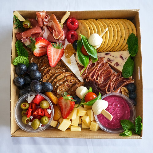 Large Tasting Selection Box | Platter Republic