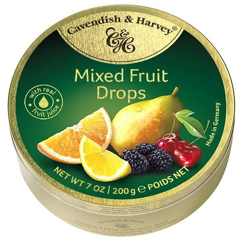 Mixed Fruit Drops (Cavendish and Harvey)