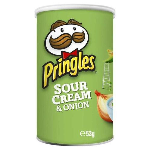 Sour Cream & Onion Pringles