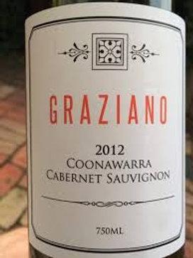 Bottle of Graziano Cabernet Sauvignon