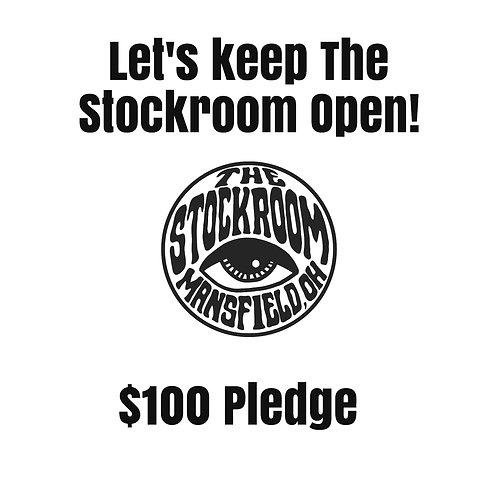 100 Pledge