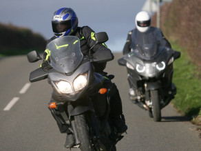 What is Advanced Riding?
