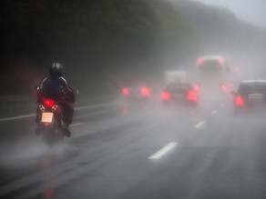 Tips for Riding in Wet Weather