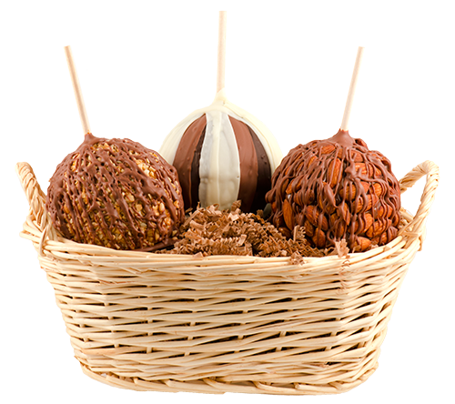 3 Apple Basket (in store purchase only)