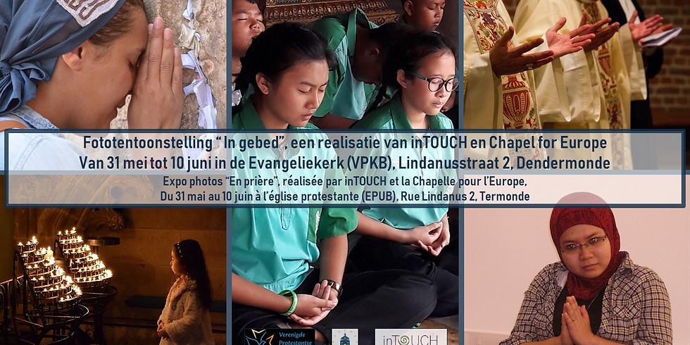 """Expo """" In gebed - en prière """""""