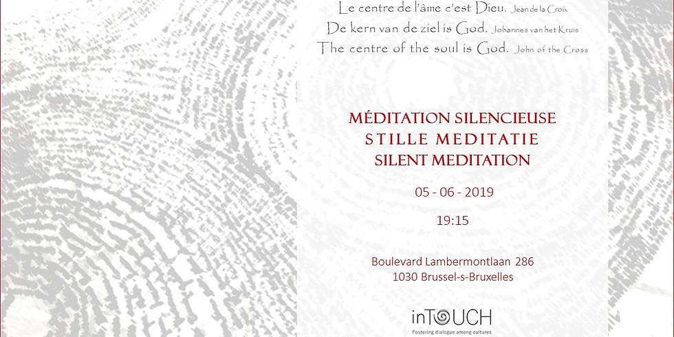 Méditation silencieuse