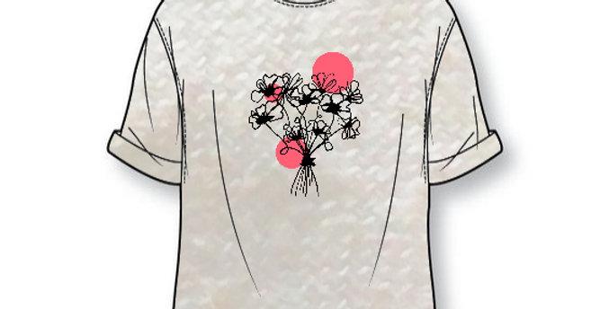 T-shirt  POPPYLOVE - volw.