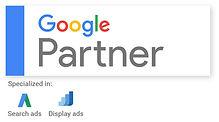 Google Partner Google Search Google Disp
