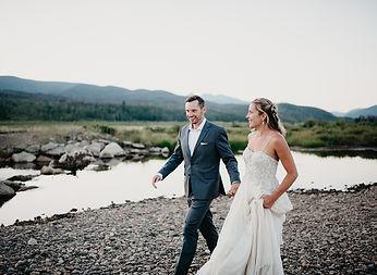 Rustic wedding in Grandy Colorado
