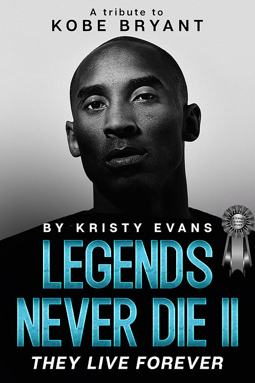 LEGENDS NEVER DIE BOOK TWO
