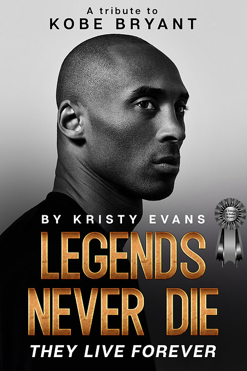 LEGENDS NEVER DIE BOOK ONE