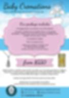 Baby Cremations Brochure