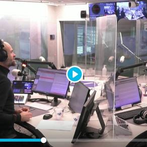 Ipos in de B.V.S.C uitzending op NPO Radio 1 over technologische ontwikkelingen in de paardensport