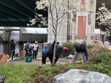 Safety Act and Earth Day Cleanup