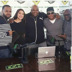 The 950 Crew with AOC