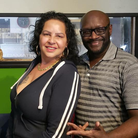 Deborah Cardona & Backstage Ed