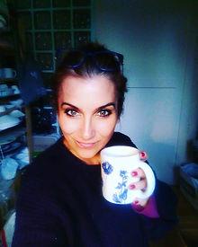 Café o té_ Nuevas tazas con un diseño Sú