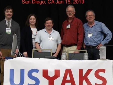 USYAKS Helps With Genetics Discovery