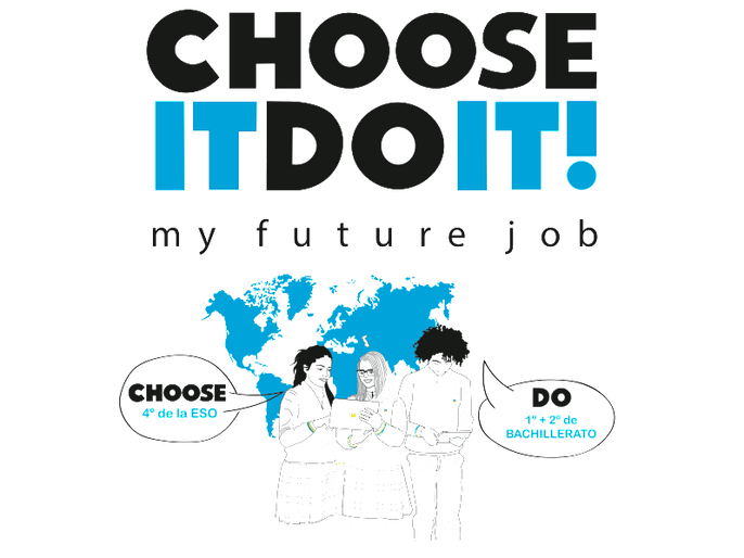 "Arranca ""CHOOSE IT DO IT"""