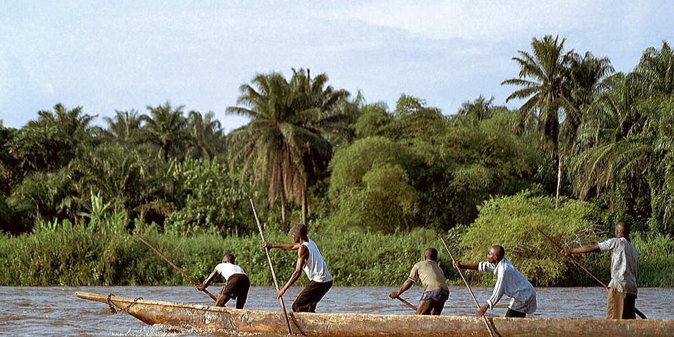 18 Day in the Congo River and Pygmy Cultures