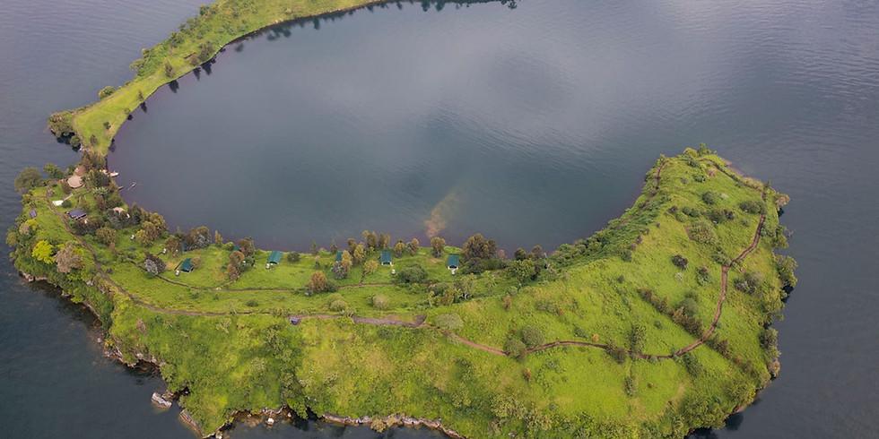 5 Day Nyiragongo & Mountain Gorilla trekking and Tchegera Island.