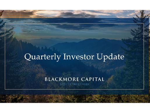 Investor Newsletter - Quarterly Q3 FY2021