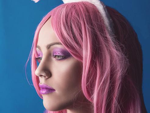 Editorial Pink Barbie