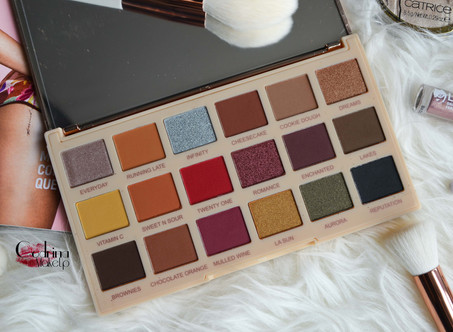 Soph X Revolution Extra Spice Palette | Review + Swatches