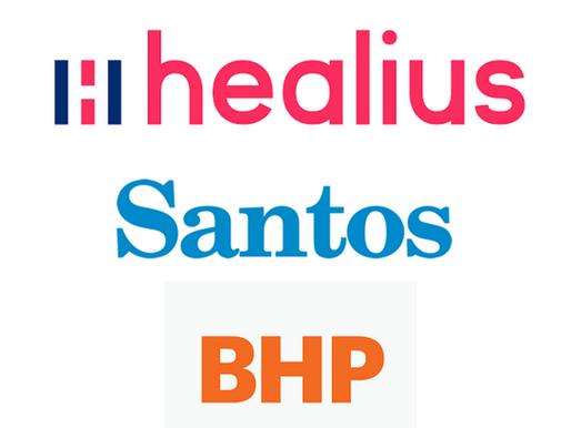 Portfolio Changes - Increased Healius (HLS) & Santos (STO) | Reduced BHP Group (BHP)