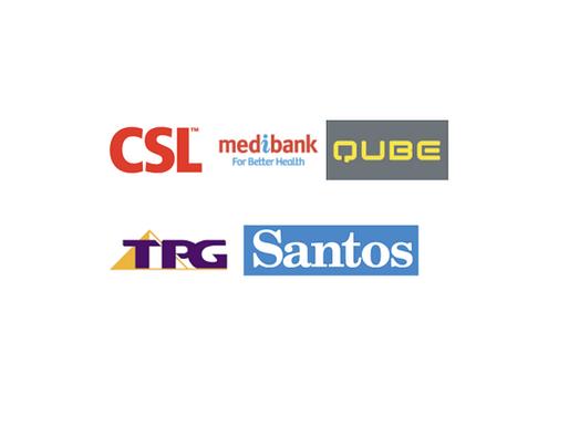 Portfolio Changes - Increased CSL (CSL), Medibank (MPL), Qube (QUB), TPG Telco (TPG) & Sold Chrous