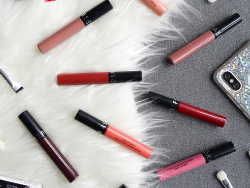 Sephora Cream Lip Stain   Nuevos tonos en mi colección