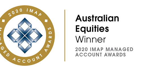 Blackmore Capital takes out the 2020 IMAP Award for Australian Equities.