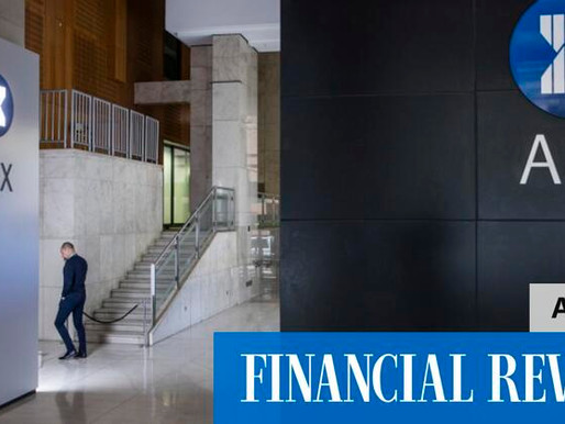 In The Press - 'Why the analyst community hates ASX Ltd' AFR Article