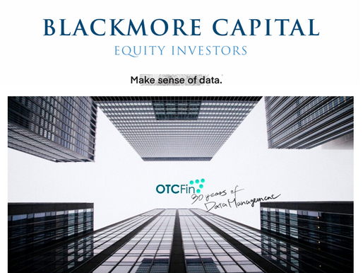 Blackmore Capital Collaboration with OCTfin | ESG Factors Integration