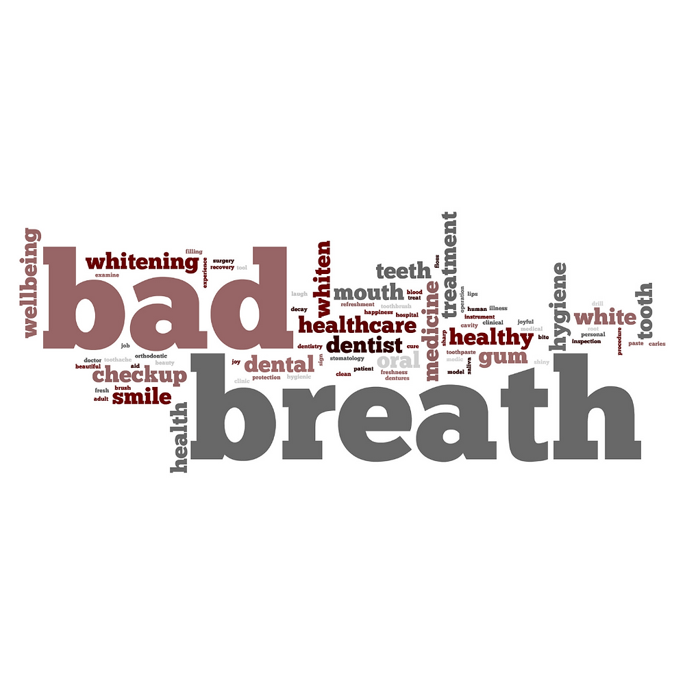 smoking will increase your bad breath