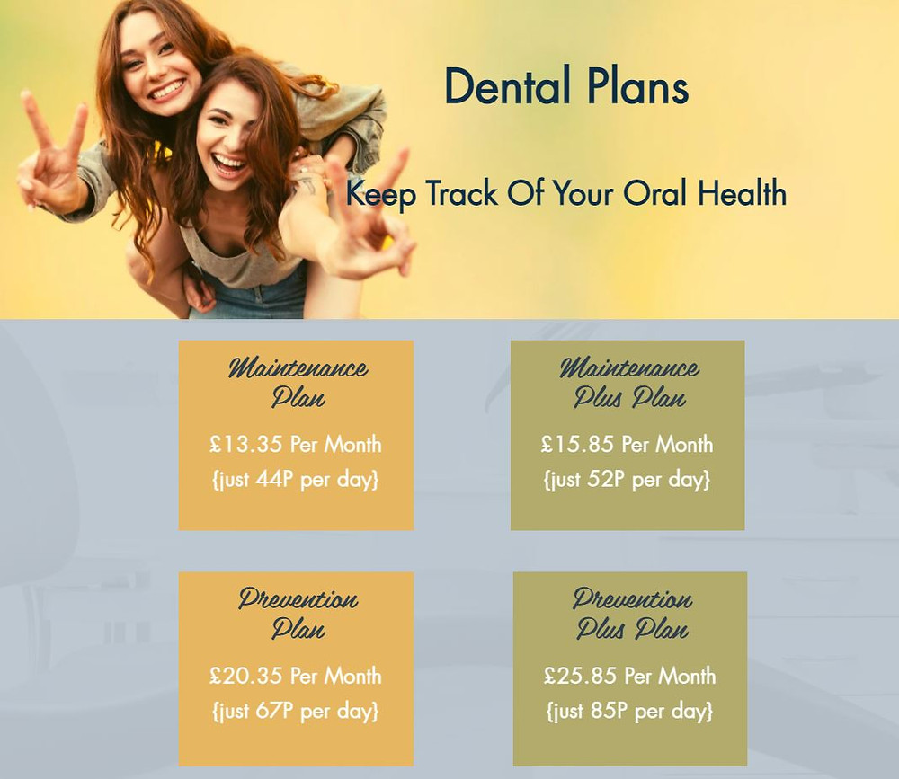 Dental Plans At GM Dental And Implant Centre