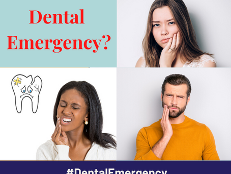 Emergency Dental Appointment For only £45.