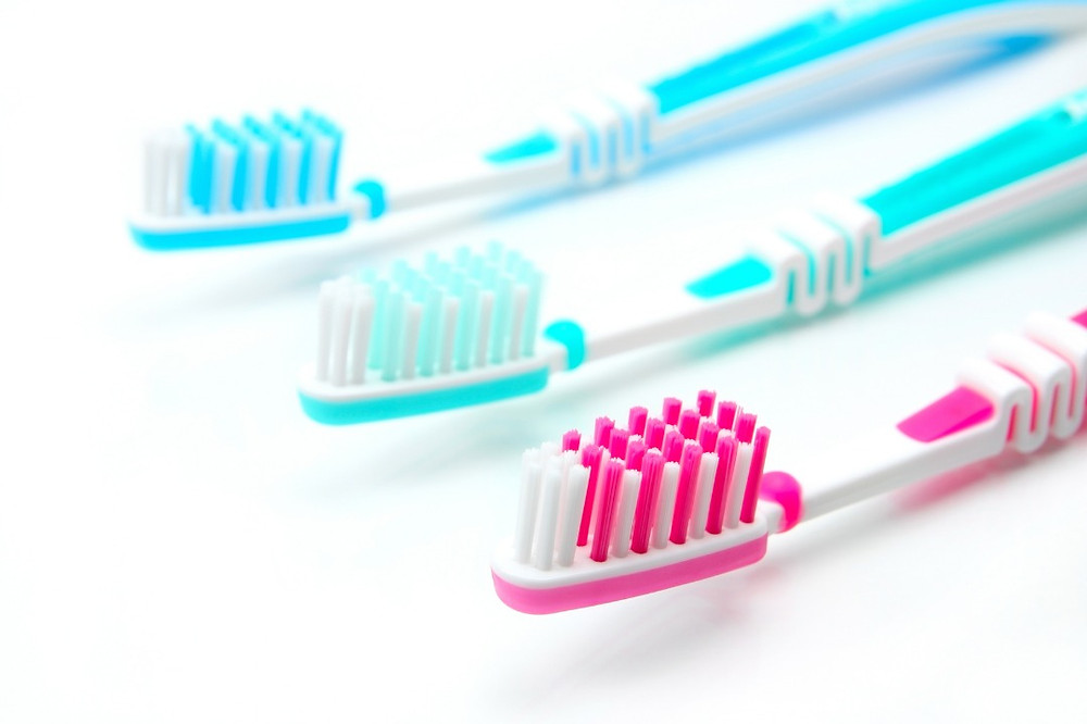 Brush Teeth With Soft Toothbrush