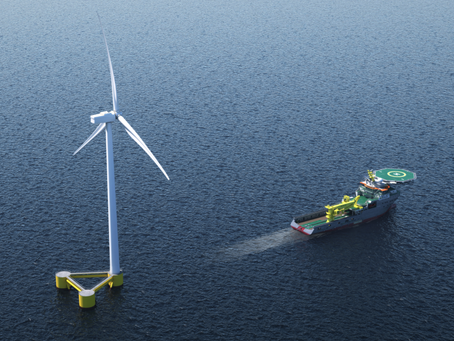When will China take Number One spot in offshore wind?