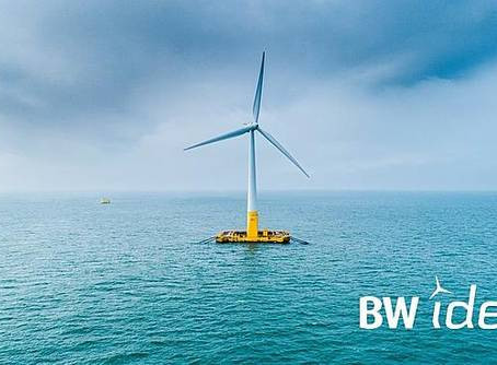 FPSO Firm BW Offshore Buys Into Floating Wind Tech Company Ideol